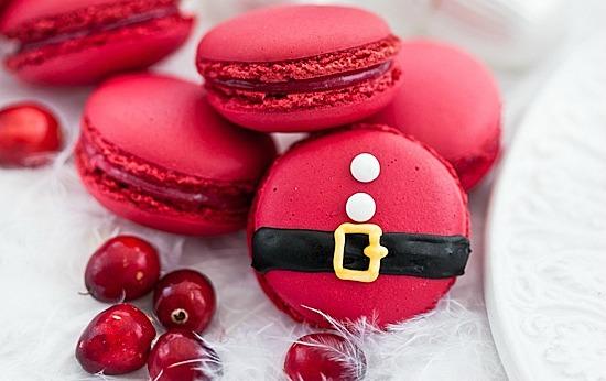 1449588214-christmas-cranberry-macarons-best-healthy-fruit-dessert-skinny-recipe-ideas